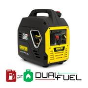 Champion Power Equipment 2500-Watt Ultralight Portable Dual Fuel Inverter Generator