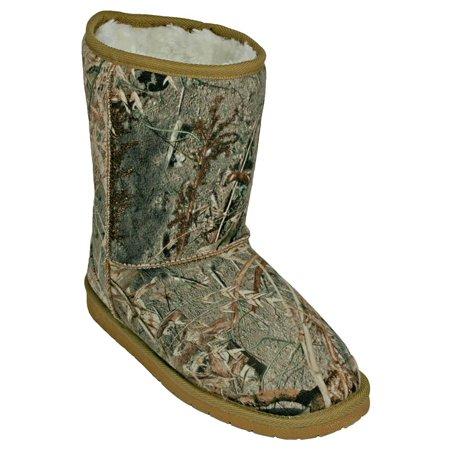 Sonya Blade Boots (Dawgs Women's Mossy Oak 9-inch)