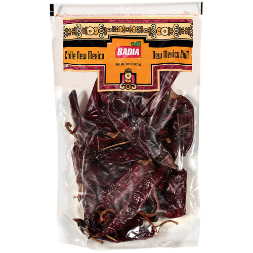 Badia New Mexico Chili Peppers, 6 oz