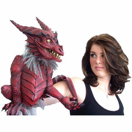 Dragon Puppet Adult Halloween Accessory