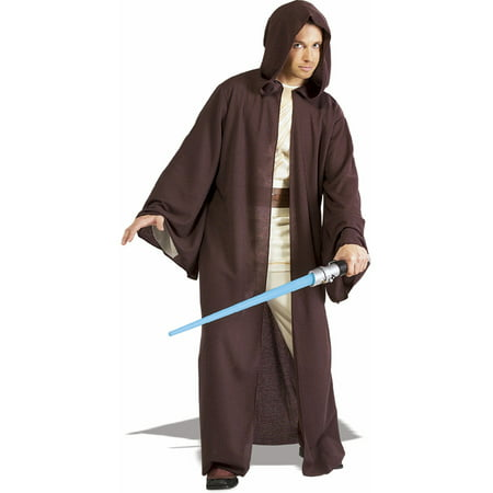 Jedi Adult Halloween Robe - Jedi Costumes Adults