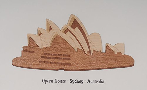 Old Modern Handicrafts Opera House-Sydney Australia Collectible by Old Modern Handicrafts