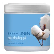 Fresh Linen Odor Absorbing Gel, 15 oz