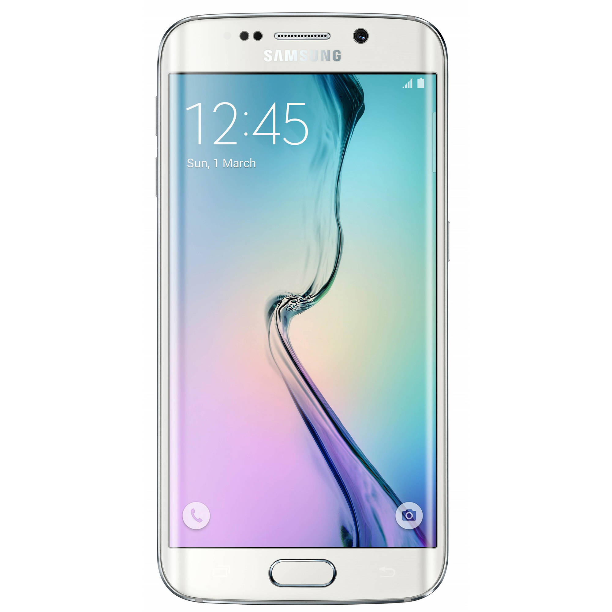 AT&T Samsung Galaxy S6 edge G925A 32GB Smartphone (Unlocked), White