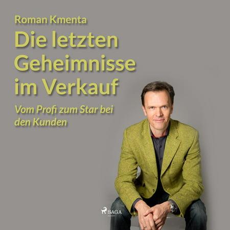Die letzten Geheimnisse im Verkauf - Vom Profi zum Star bei den Kunden (Ungekürzt) - Audiobook (Damen-anzüge Zum Verkauf)