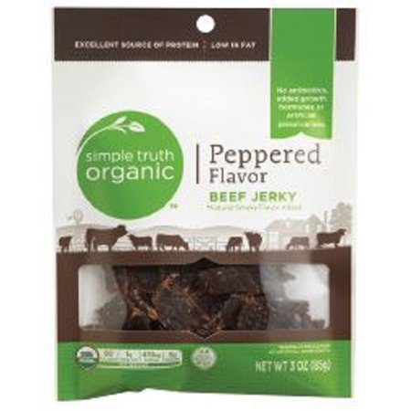 Simple Truth Organic Peppered Flavor Beef Jerky
