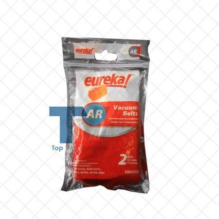 Eureka Style AR, World Vac Vacuum Cleaner Flat Belt 2PK // 58065D-12