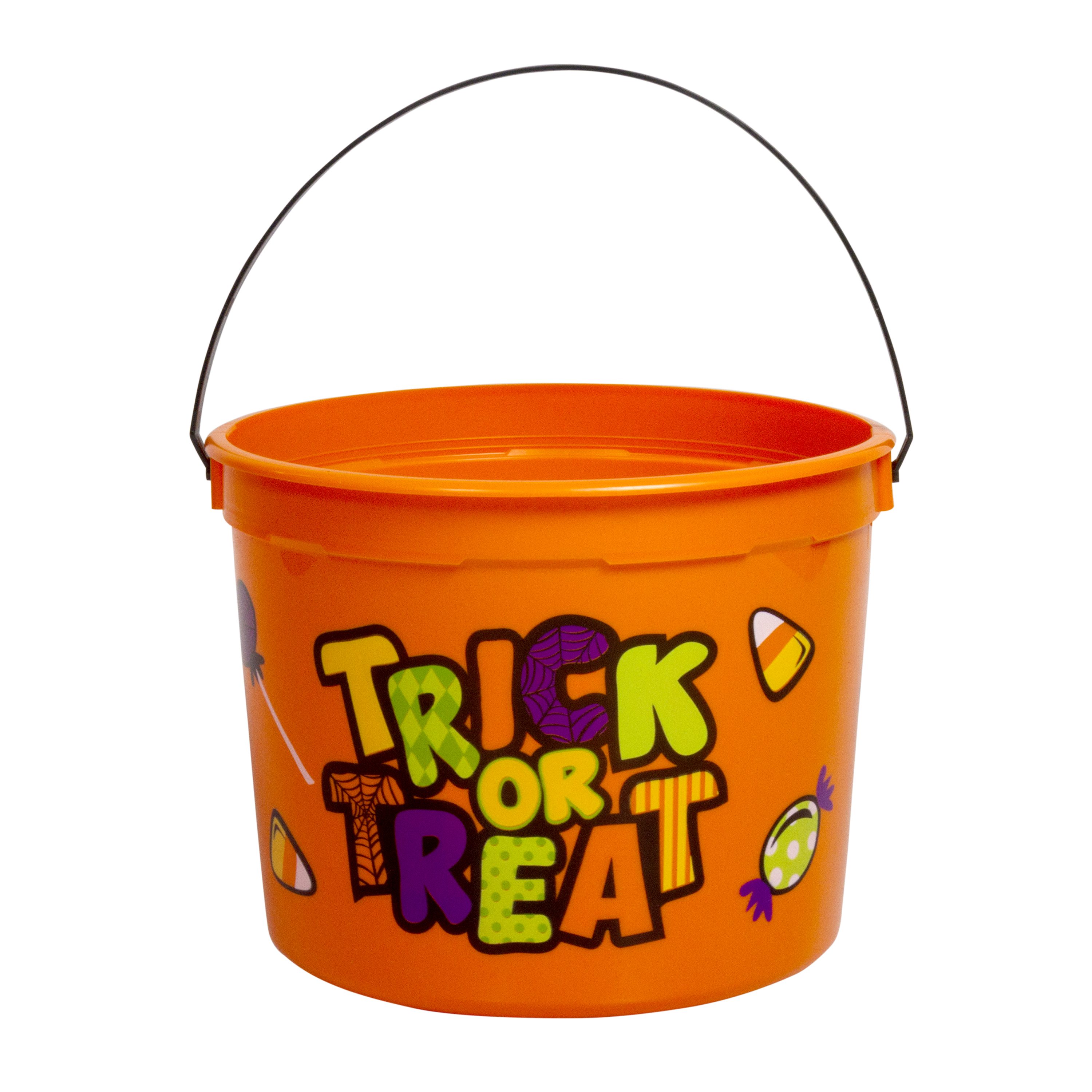 Seasonal 5qt Bucket Trick Or Treat