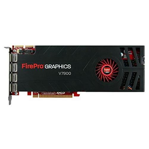 Sapphire Firepro V7900 Graphic Card - 725 Mhz Core - 2 Gb Gddr5 Sdram - Pci Express 2.1 X16 - Half-length/full-height - 4096 X 2160 - Crossfire Pro - Fan Cooler - Directx 11.0, Opengl (100-505861)