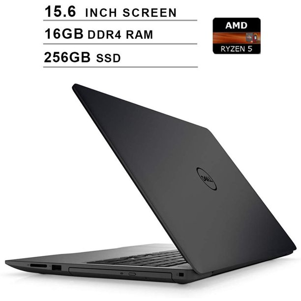 Dell Newest Inspiron 15 5000 15.6-Inch FHD 1080P Laptop