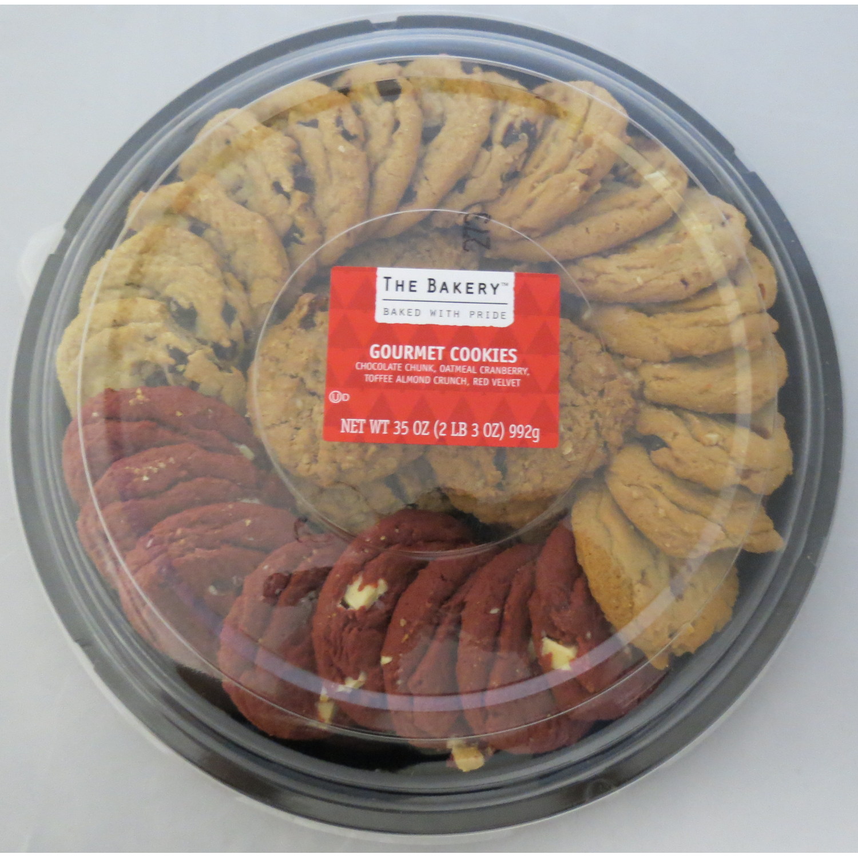 The Bakery Gourmet Cookie Platter