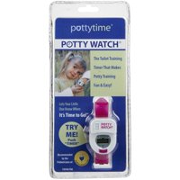 Potty Watch Potty Training Timer in Pink