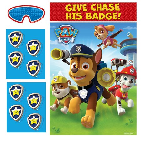 Paw Patrol Party Games (PAW Patrol Party Game)