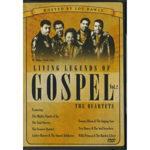 Living Legends Of Gospel: Quartets, Vol. 2 (Full Frame)