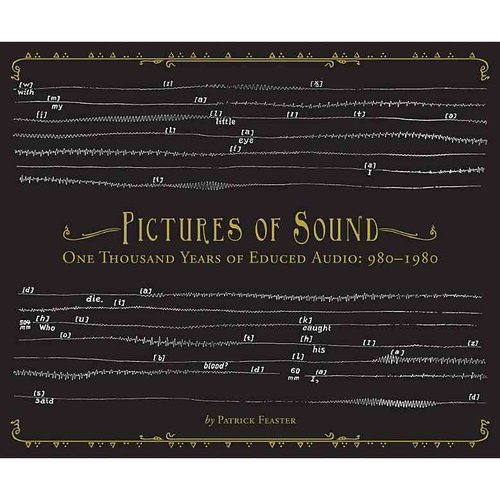 Pictures of Sound: One Thousand Years of Educed Audio: 980-1980 [With CD (Audio)]
