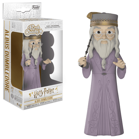 Funko Pop! Rock Candy: Harry Potter -Albus Dumbledore
