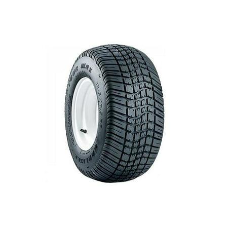 Carlisle Golf Cart Tire (Carlisle 5191481 Tour Max DOT Approved Golf Cart Lawn & Garden Tire - 18.5 x 8.5R8 B-4PR BSW )