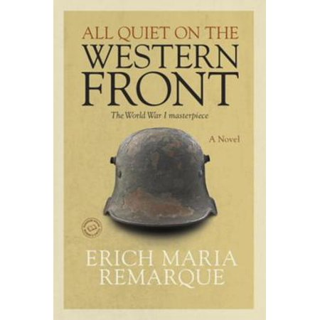 All Quiet on the Western Front - eBook