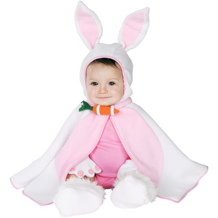 LIL BUNNY INFANT COSTUME 3-12 - Lil Monster Costume