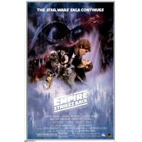 24x36 Star Wars: The Empire Strikes Back - One Sheet Poster
