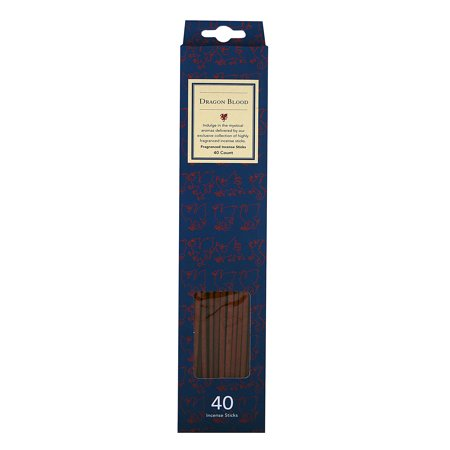 Incense Sticks, Dragon Blood, 40 Pack