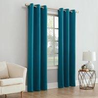 Product Image Mainstays Blackout Energy Efficient Grommet Single Curtain Panel