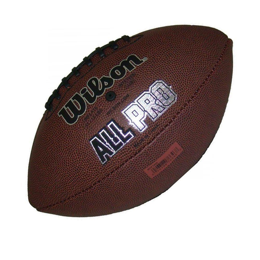 Wilson F1455 NFL All Pro Game Football (Official Size) by BlackBeltShop