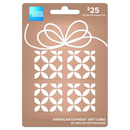 American Express $25 Gift Card (Best Way To Use American Express Points)