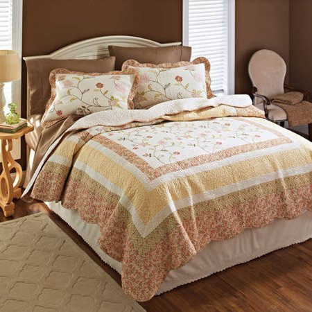 Better homes and gardens priscilla quilt - Better homes and gardens customer service ...