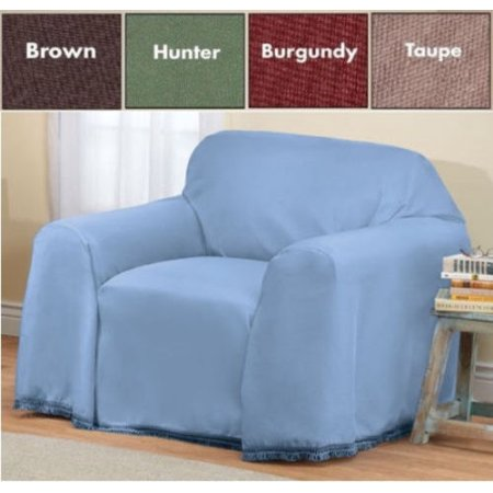 SOLID COLOR FURNITURE THROW COVERS 1c08621e0