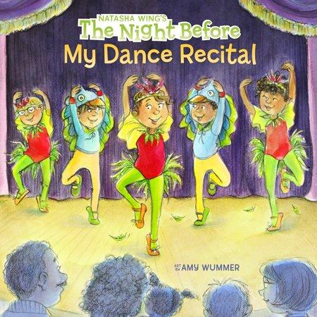 Halloween Dance Recital Songs (The Night Before My Dance)
