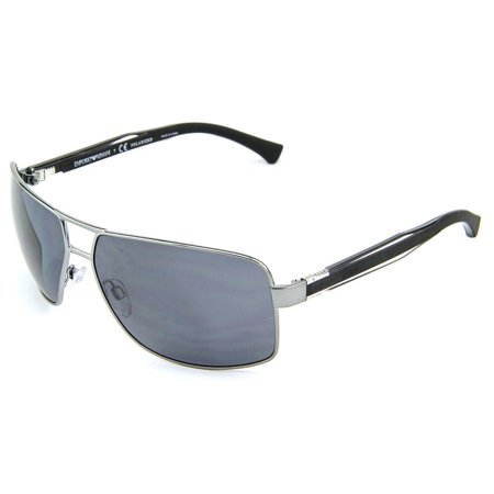 cd22936faf1a Emporio Armani Classic Metal Aviator Sunglasses