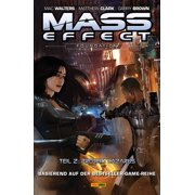 Mass Effect Band 6 - Foundation 2 - Projekt Lazarus - eBook