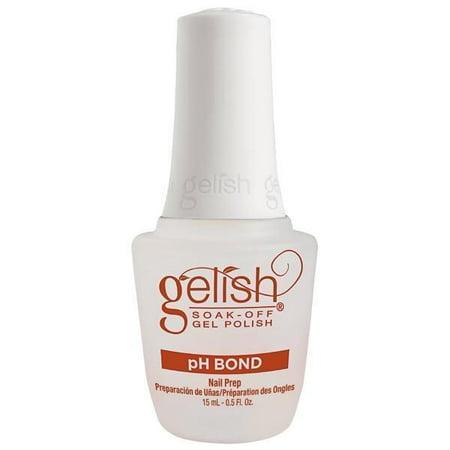 NEW Gelish Harmony pH Bond Nail Prep Soak Off Gel Polish 15mL