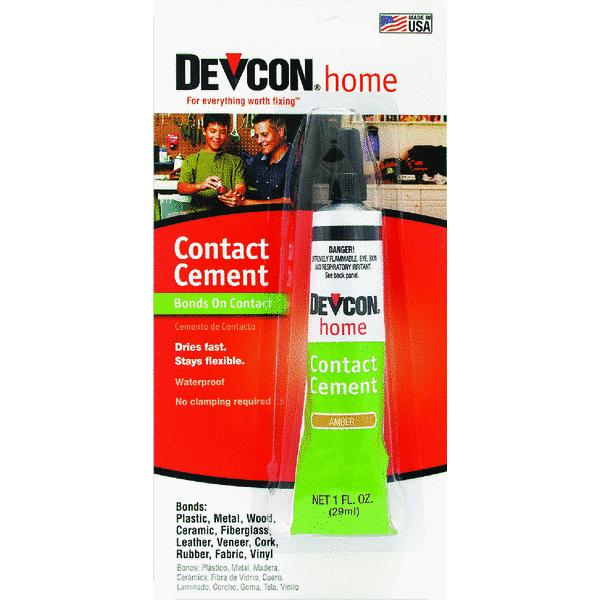Devcon Contact Cement