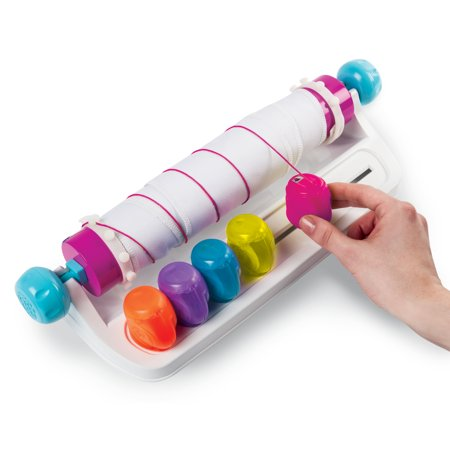 Cool Maker – Tidy Dye Station, Stylish Craft Kit for Kids (Mr Maker Halloween Crafts)