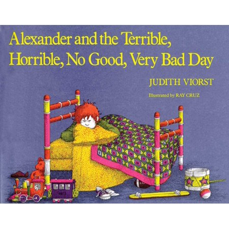Alexander and the Terrible, Horrible, No Good, Very Bad (Bad Religion No Control)