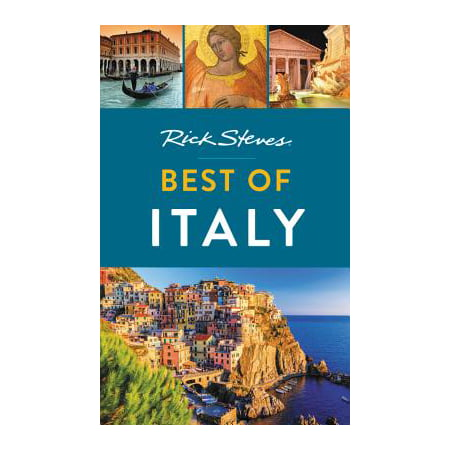 Rick steves best of italy - paperback:
