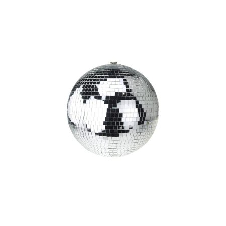 Hanging Mirror Disco Ball, Silver, 4-Inch