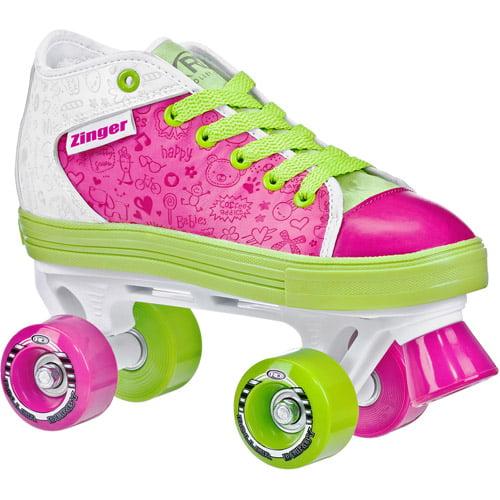 Zinger Girl's Roller Skates