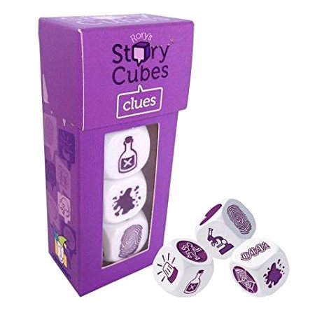 Games   Ceaco Gamewright   Rorys Story Cubes Clues Kids New Toys 330 1