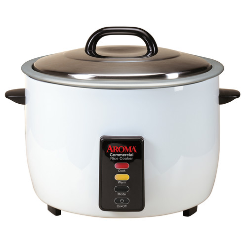Aroma 60-Cup Commercial Rice Cooker