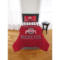 "NCAA Ohio State Buckeyes ""Affiliation"" Twin or Full Comforter, 1 Each"