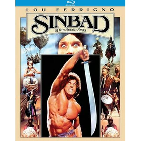 Sinbad Of The Seven Seas (Blu-ray) (Sinbad Legend Of The Seven Seas Vhs)
