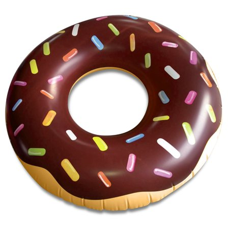 Playtek Giant Donut Pool Float PT8001 - Homecoming Float Themes