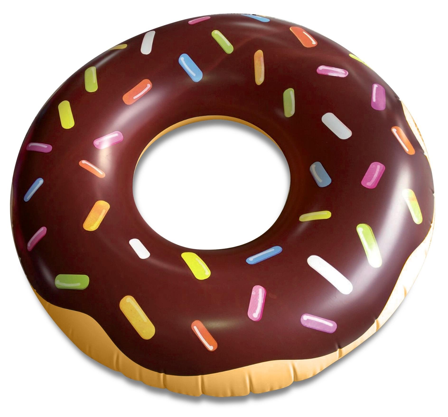 Playtek Giant Donut Pool Float PT8001