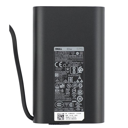 New Original Dell 65W 19 5V 3 34A Ac Adapter Charger Power Supply for Dell  Latitude E6420 E6430 E6430s E6430U E6440 E6500 E6510 E6520 E6530 E6540