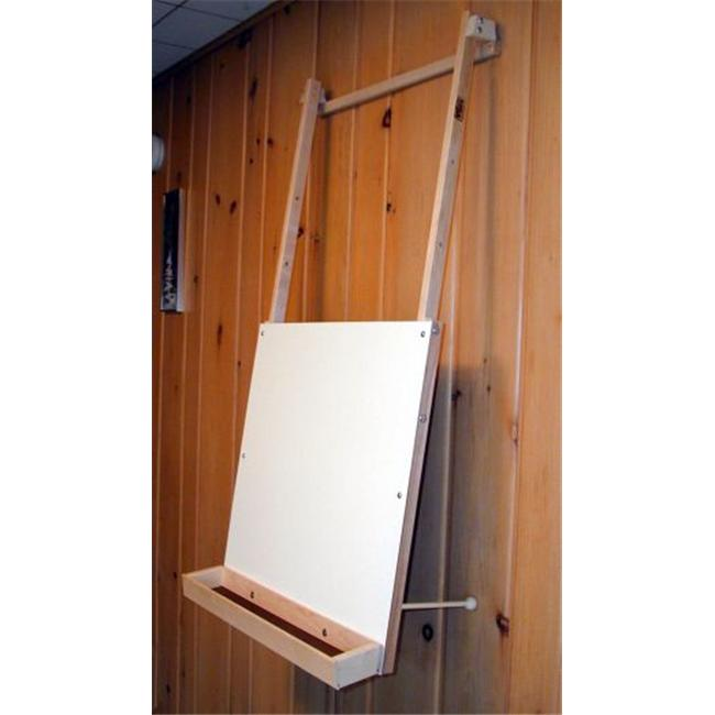 Beka 02104 Hanging Easel with art supply tray