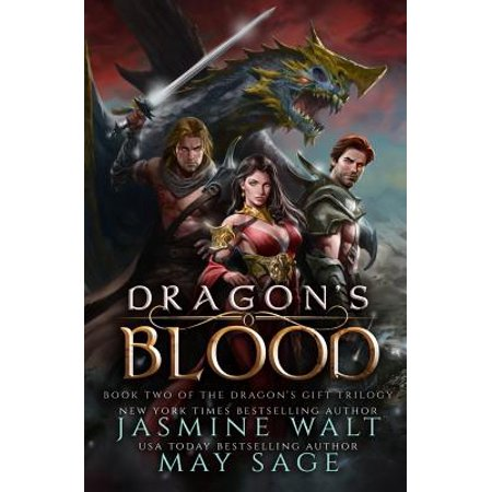 Dragon's Blood : A Reverse Harem Fantasy Romance