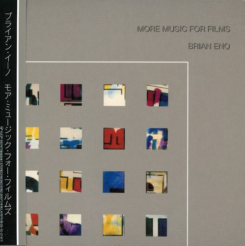Brian Eno - More Music for Films (Mini LP Sleeve) [CD]